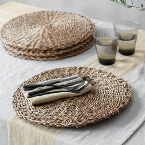 Set of 4 Brading Placemats