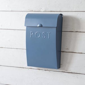 Post Box with Lock