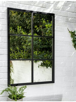 Fulbrook Rectangular Mirror