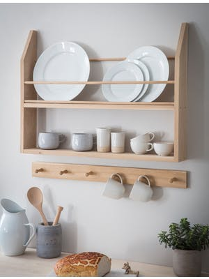 Hambledon Plate Shelf