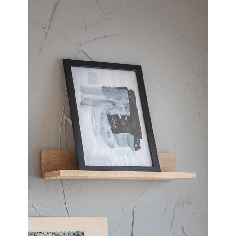 Hambledon Picture Shelf Small by Garden Trading