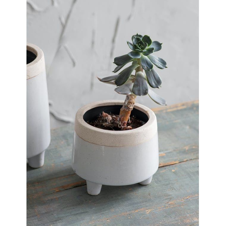 Sherston Pot, Short, Small by Garden Trading