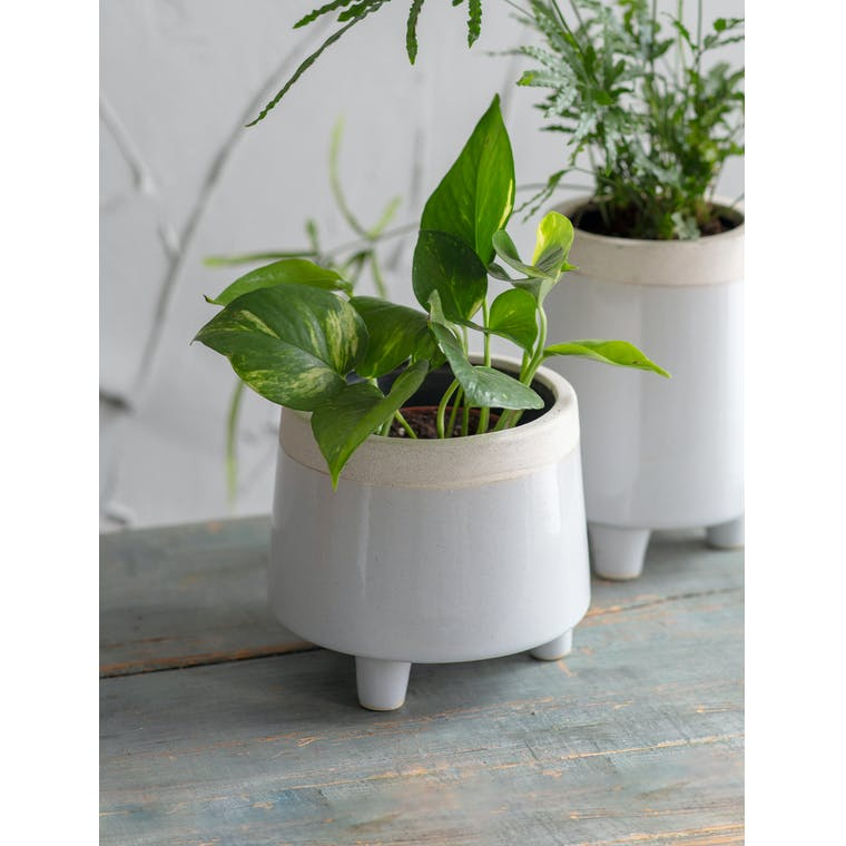 Sherston Pot, Short, Large by Garden Trading