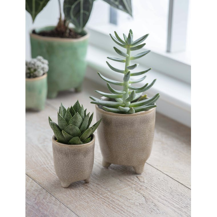 Stone Positano Pot in Small, Medium or Large | Garden Trading
