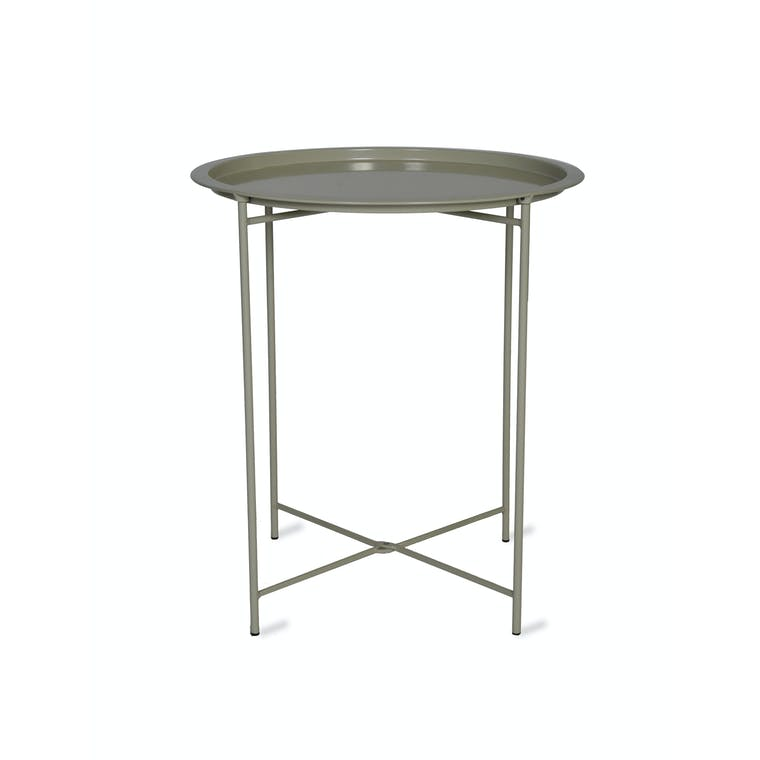 Bistro Tray Table in Grey or Cream | Garden Trading