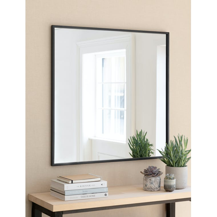 Avening Square Mirror by Garden Trading
