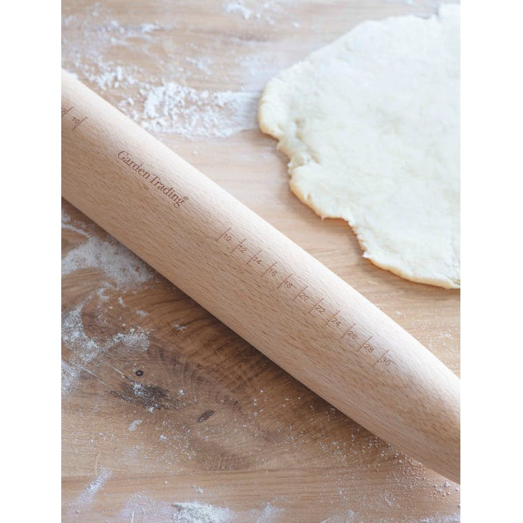 Wooden Borough Rolling Pin | Garden Trading