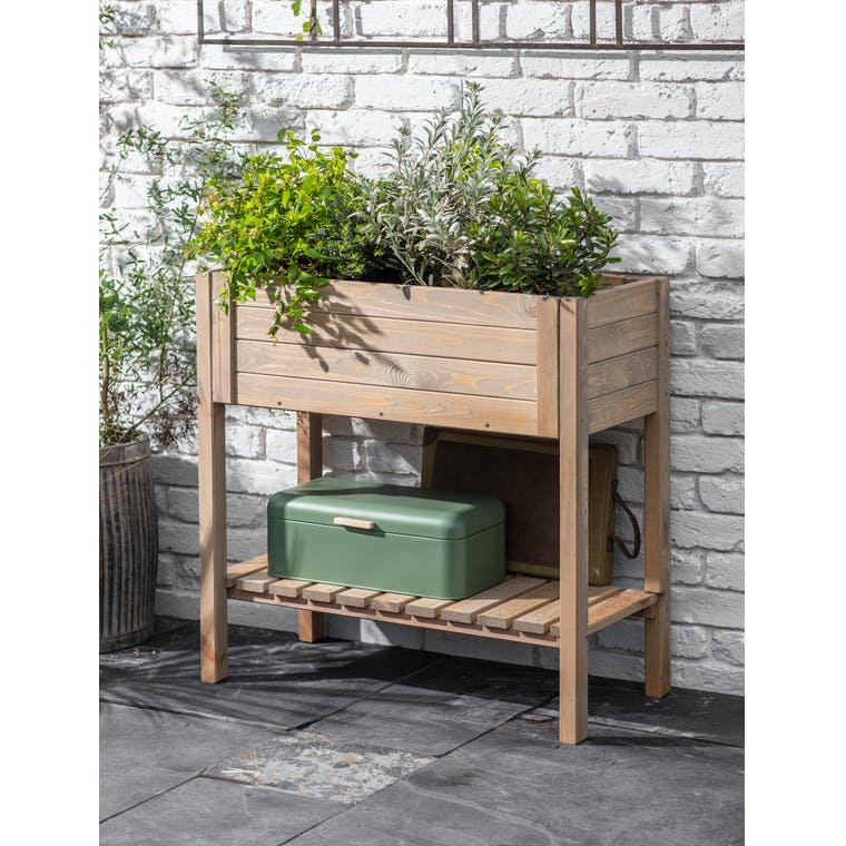 Foxmore Raised Planter by Garden Trading