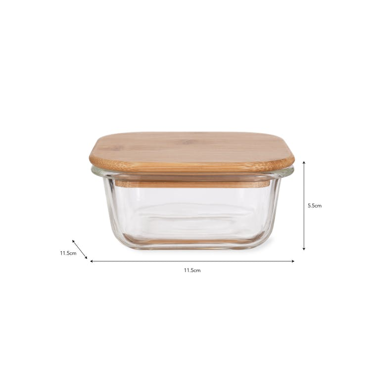 Glass Storage Container in Small, Medium or Large | Garden Trading
