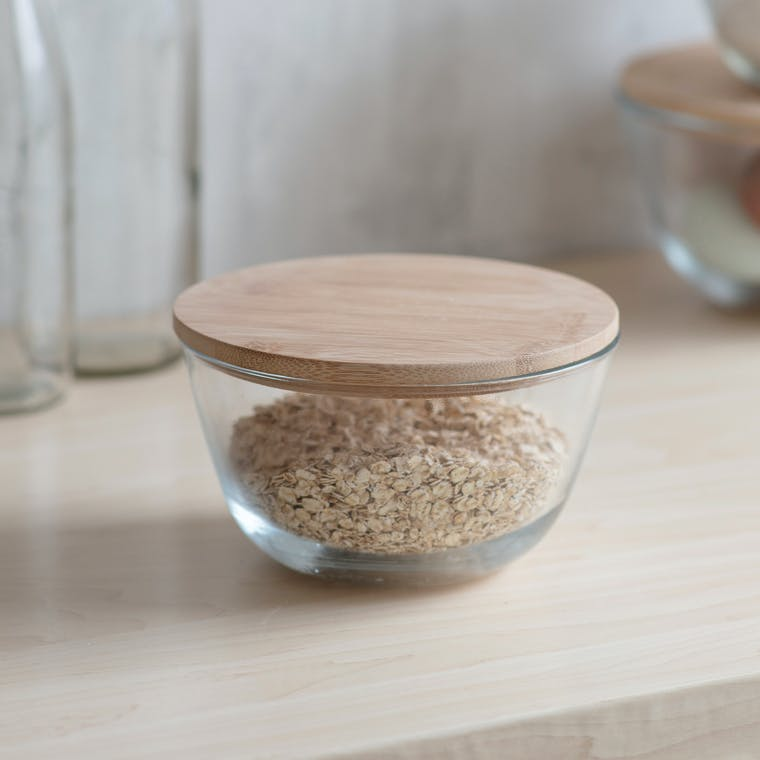 Glass Kemble Storage Bowl in Small, Medium or Large | Garden Trading