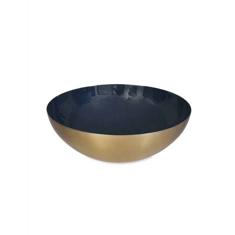 Steel Fulwell Serving Bowl | Garden Trading