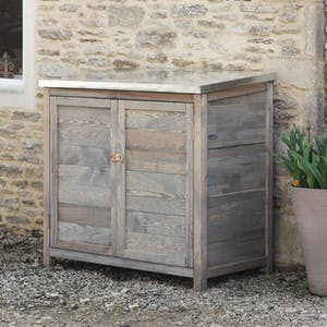 Aldsworth Tall Outdoor Storage Box