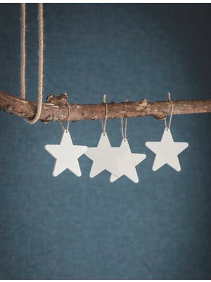 Set of 4 Tilney Stars