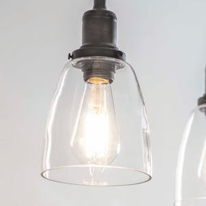 Replacement Glass Shade for Hoxton Dome Lights