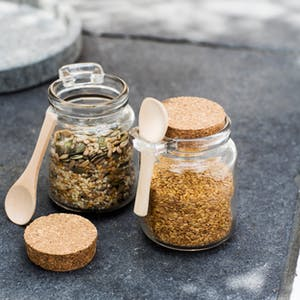 Set of 2 Sprinkle Jars