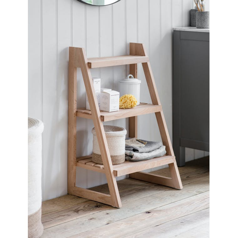 Southbourne Shelf Ladder, Small by Garden Trading