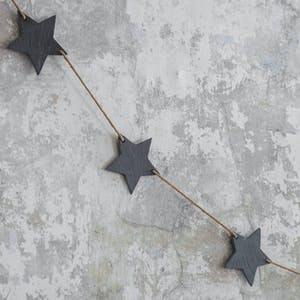 Coleridge Star Garland