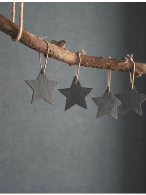 Set of 4 Coleridge Stars