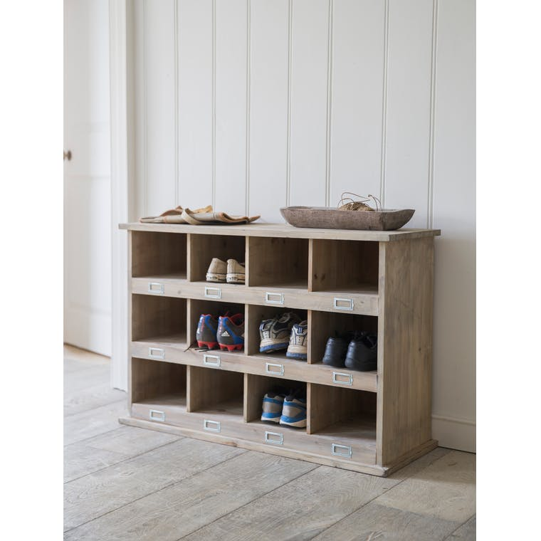 Garden Trading Large Chedworth Shoe Locker