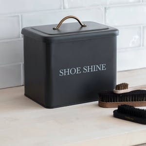 Shoeshine Box