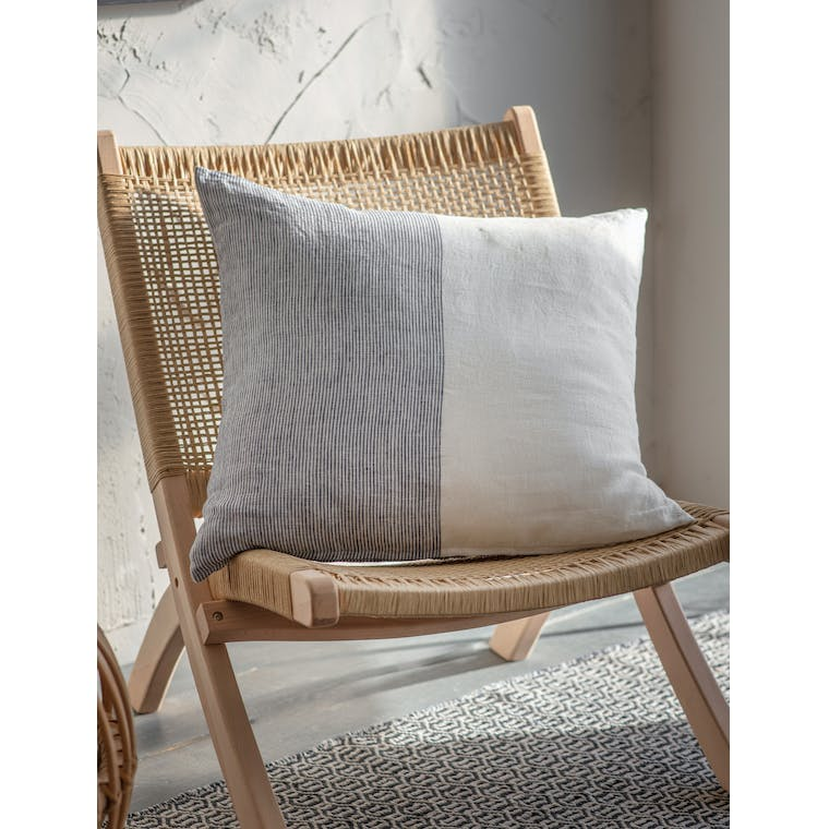 Sherborne Cushion in 60x60cm by Garden Trading