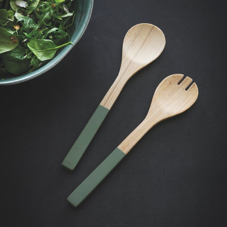 Purbeck Salad Servers