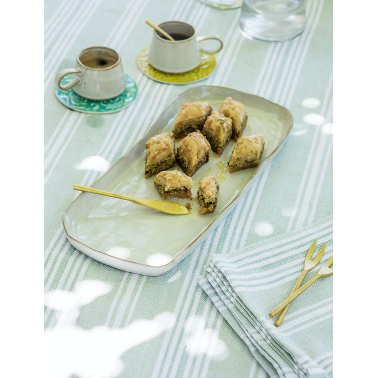 Ceramic Ithaca Serving Tray | Garden Trading
