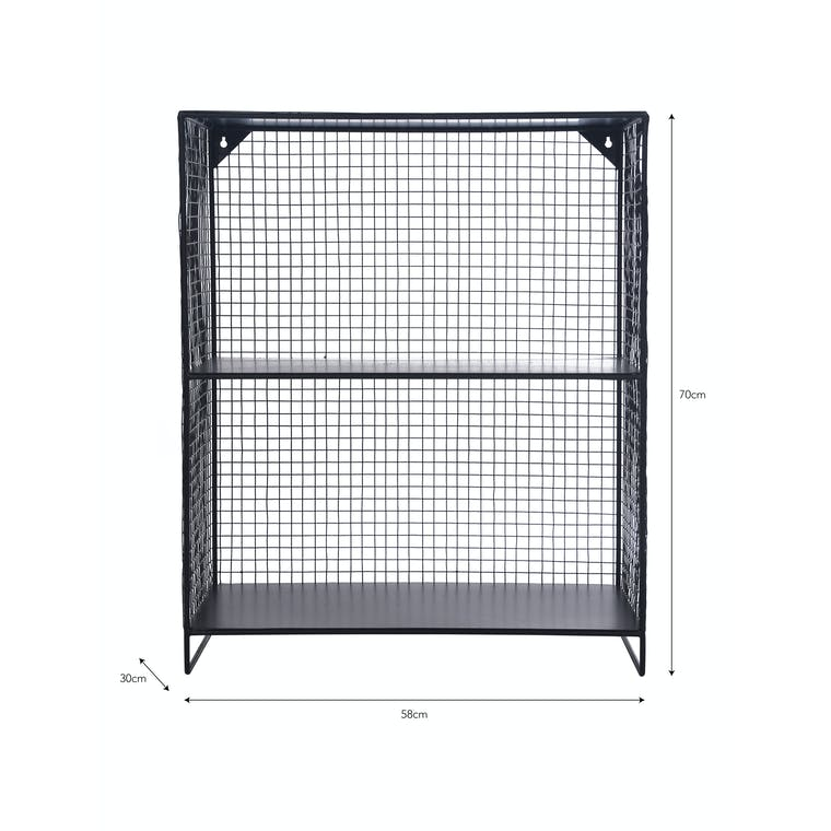 Metal Hornton Storage Unit in Small or Large | Garden Trading