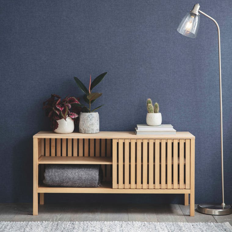 Wooden Linear Storage Unit Low | Garden Trading