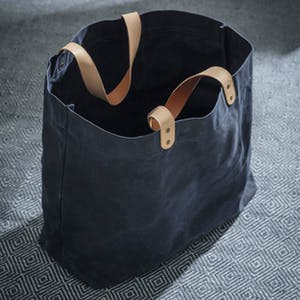 Kimmeridge Large Tote Bag