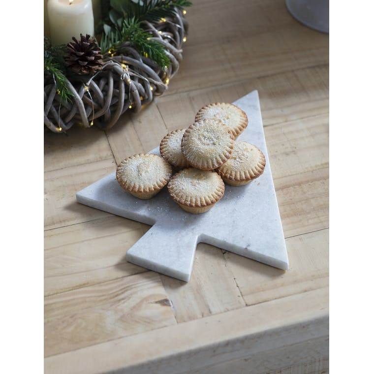Garden Trading Marble Christmas Tree Board