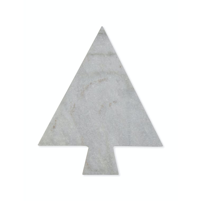 Marble Christmas Tree Board | Garden Trading