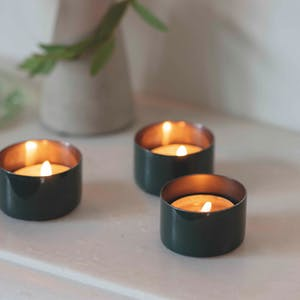 Set of 3 Fulwell Tealight Holders