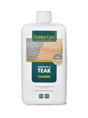 Hard Wood & Teak Cleaner