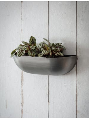 Wall Trough Planter