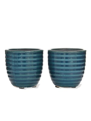 Set of 2 Pots