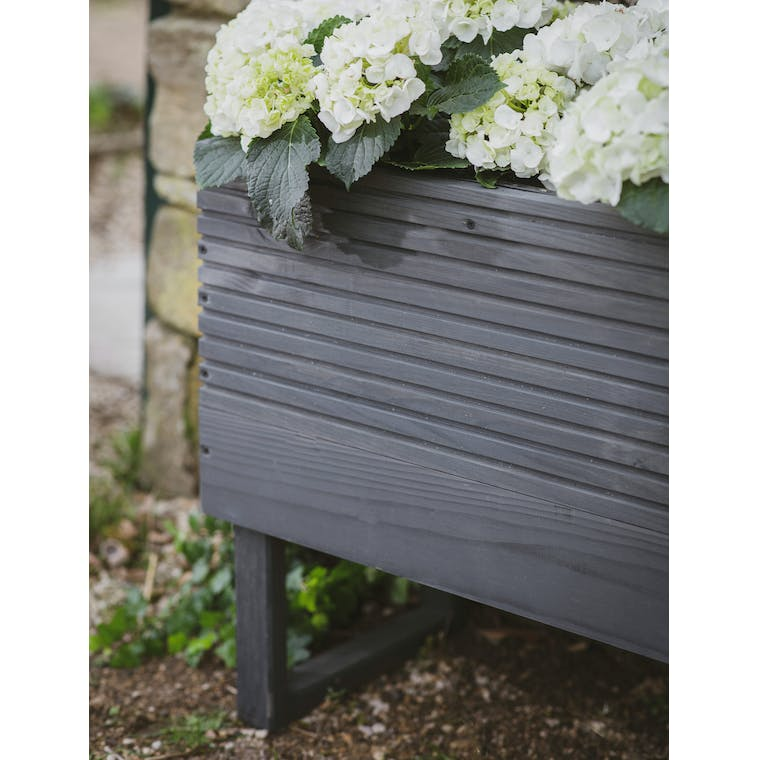 Wooden Latchmere Trough in Small or Large | Garden Trading