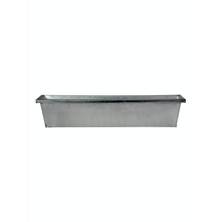 Galvanised Steel Plant Trough in Small or Large   Garden Trading