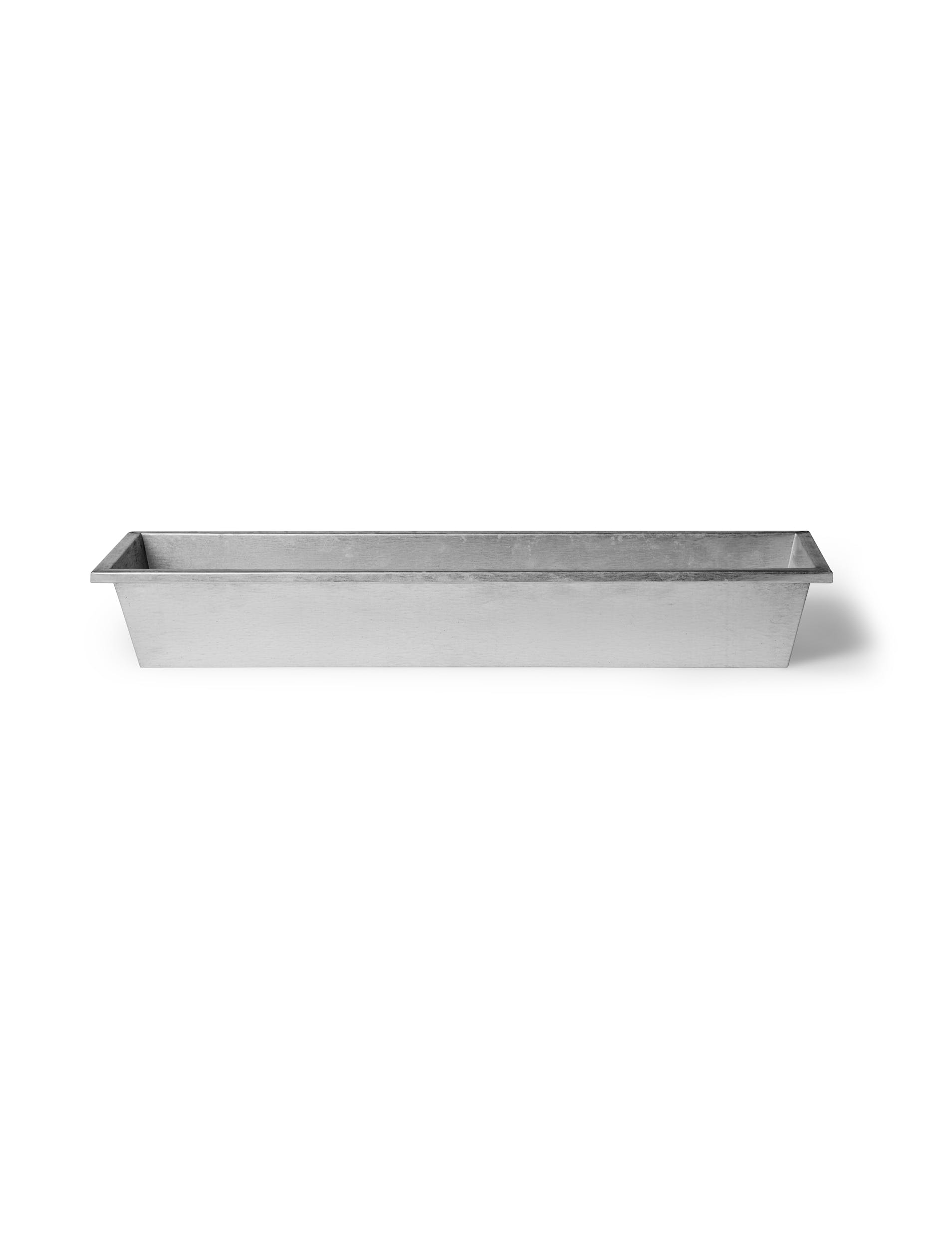 Galvanised Ice Trough and Drinks Planter    Garden Trading