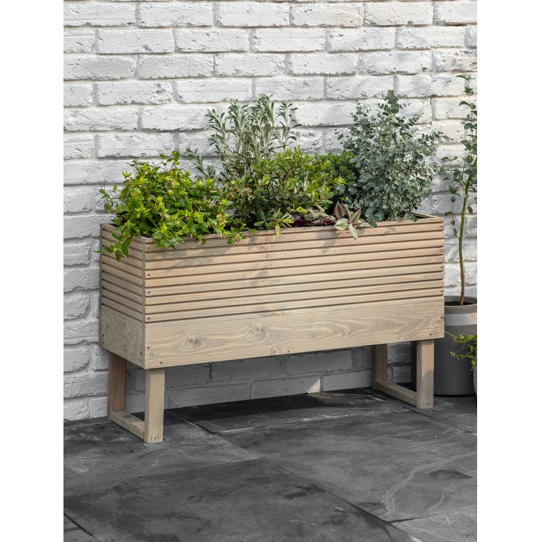 Foxmore Trough, Large by Garden Trading