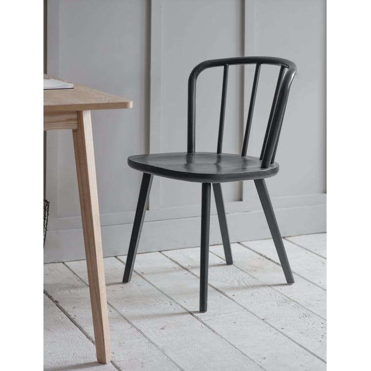 Garden Trading Uley Chair in Carbon