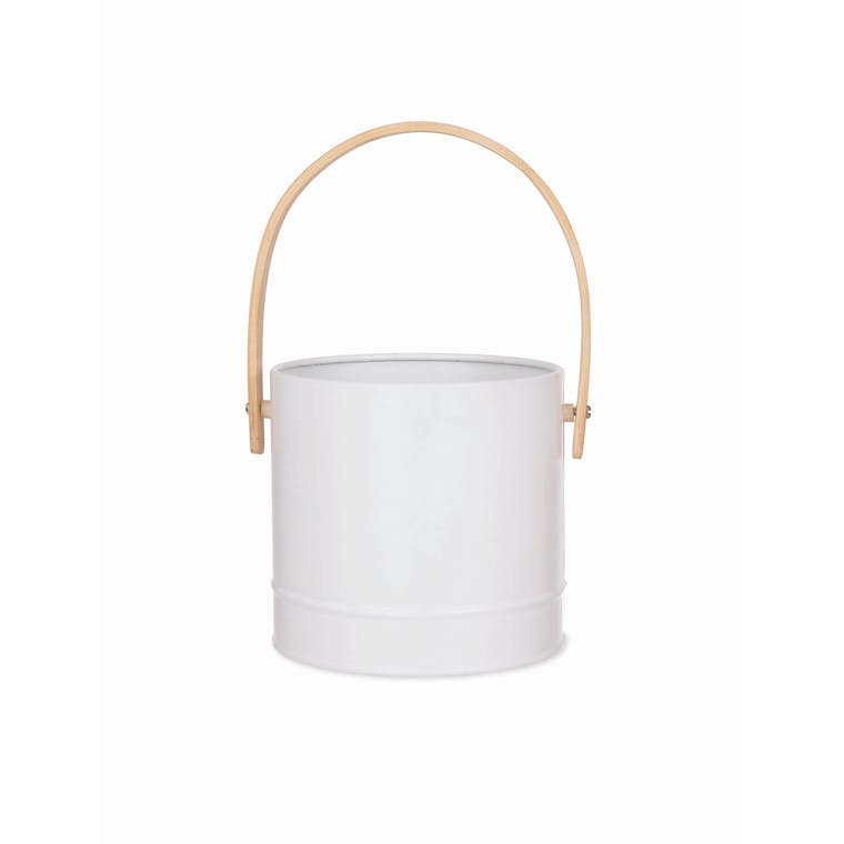 Portland Utensil Holder in White | Garden Trading