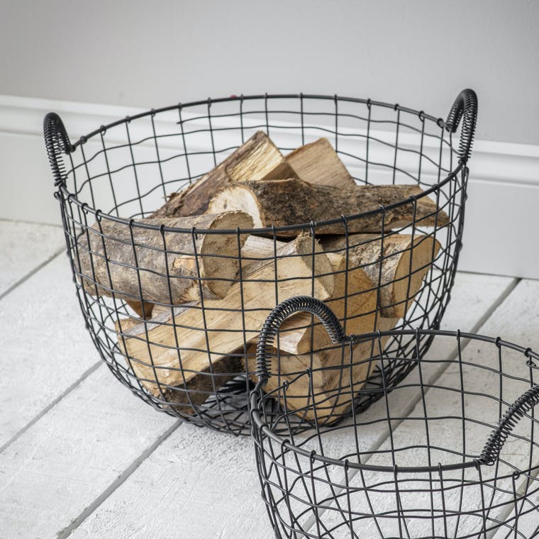 Wirework Storage Basket