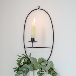 Curzon Wall Candle Holder