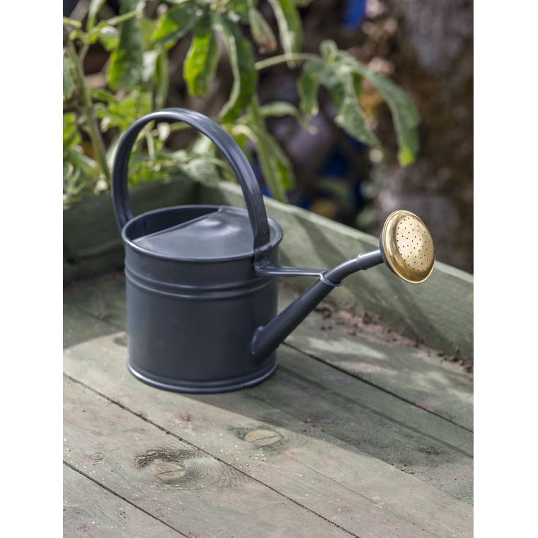 Garden Trading 1.5L Watering Can in Carbon