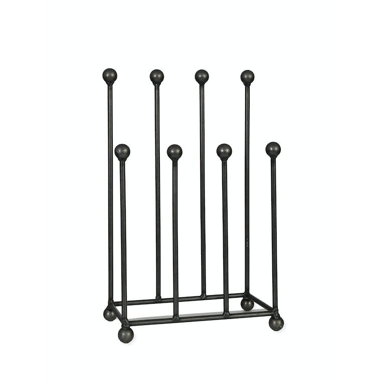 Steel Farringdon Welly Stand | Garden Trading