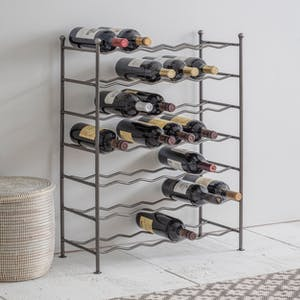 Farringdon Wine Rack, Large