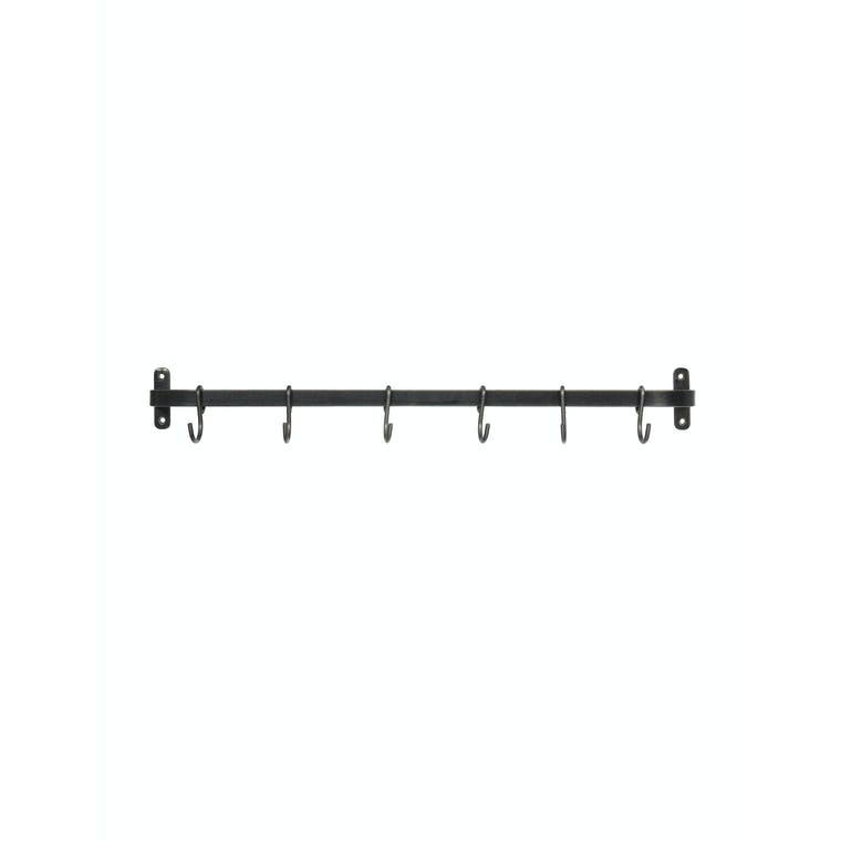 Steel Farringdon Wall Rail | Garden Trading