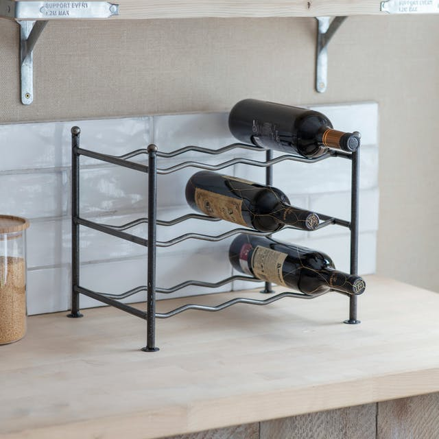 Farringdon Wine Rack, Small