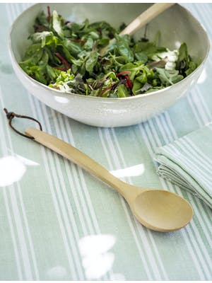 Wooden Salad Spoon
